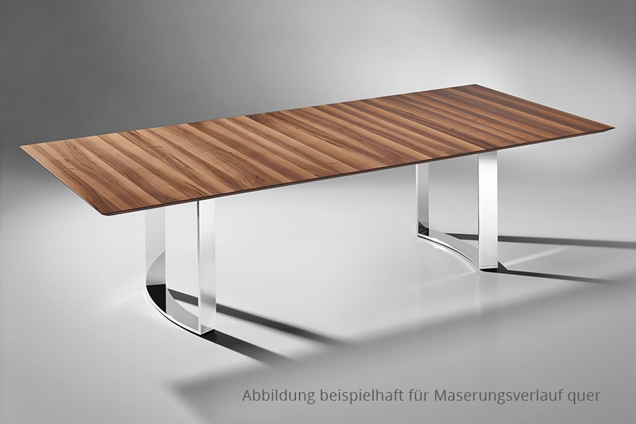 Esstisch mit kufen stunning esstisch mammut cm akazie mm for Esstisch mit kufen